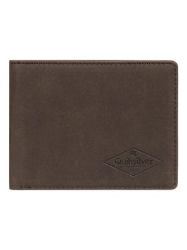 Slim Vintage - Bi-Fold Leather Wallet  EQYAA03848