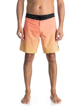 "Highline Sound Wave 18"" - Board Shorts for Men  EQYBS03856"