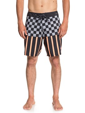 "Check Magnet 18"" - Board Shorts for Men  EQYBS04015"