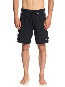 "Checker 18"" - Beach Shorts for Men  EQYBS04018"