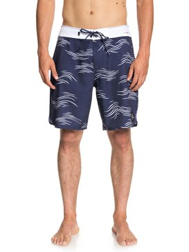 "Highline Zen Scallop 19"" - Board Shorts for Men  EQYBS04029"