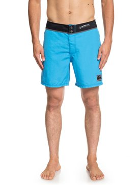 "Solid Snap Vee 17"" - Board Shorts for Men  EQYBS04098"