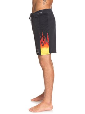"Highline Flame Arch 18"" - Board Shorts for Men  EQYBS04183"