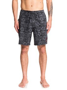 "Highline Dead Floral 18"" - Board Shorts  EQYBS04206"