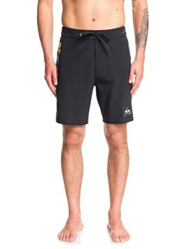 "Highline Skull Chain 18"" - Board Shorts  EQYBS04219"