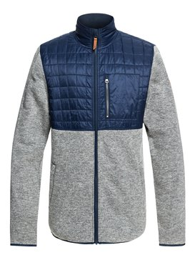 Into The Wild - Technical Zip-Up Fleece for Men  EQYFT03783