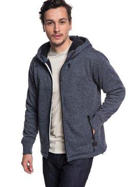 Kurow Sherpa - Bonded Zip-Up Hoodie for Men  EQYFT03833