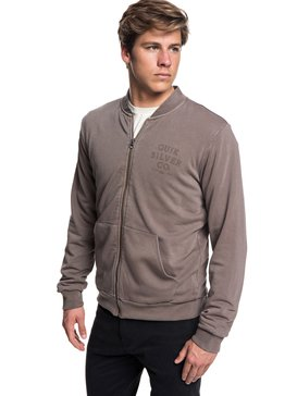 Aso Plains - Zip-Up Bomber Sweatshirt for Men  EQYFT03859