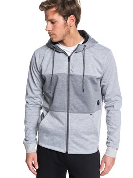 Highland Gaze - Water-Resistant Bonded Zip-Up Hoodie  EQYFT03991
