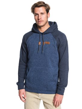 Keller Block - Fleece Lined Hoodie for Men  EQYFT04012