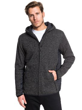 Keller Puff - Hooded Zip-Up Fleece  EQYFT04015