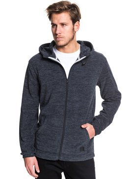 Frosted Fire - Hooded Zip-Up Fleece  EQYFT04033