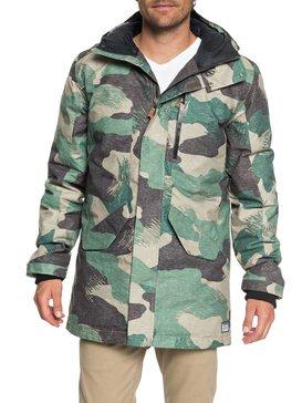 Ice Punch - Waterproof Parka Jacket for Men  EQYJK03336