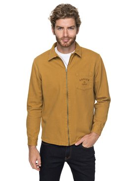 Riser Twill - Zip-Up Jacket for Men  EQYJK03391