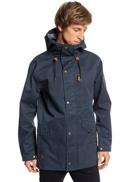 Cascade 3L - Waterproof Hooded Parka for Men  EQYJK03414