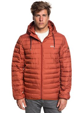 Scaly - Water-Resistant Puffer Jacket for Men  EQYJK03418