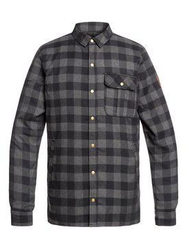 Wildcard Flannel - Reversible Water-Resistant Padded Overshirt  EQYJK03479