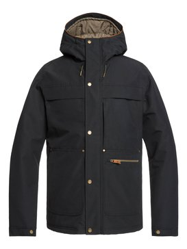 Canyon - Hooded Waterproof Jacket  EQYJK03492