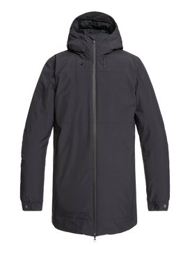 Cordova - Packable Waterproof Longline Hooded Jacket  EQYJK03496