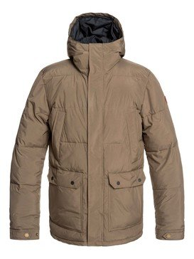 Barrington - Hooded Waterproof Puffer Jacket  EQYJK03498