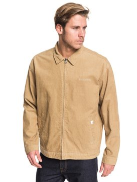 Yallingup - Zip-up Corduroy Jacket  EQYJK03501