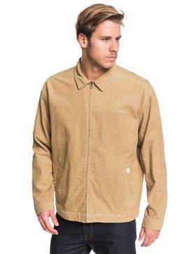 Yallingup - Zip-up Corduroy Jacket for Men  EQYJK03501
