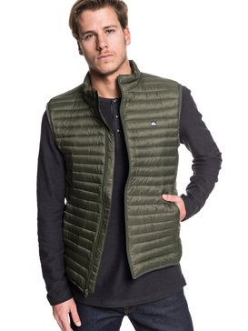 Scaly Sleeveless - Lightweight Body Warmer  EQYJK03502