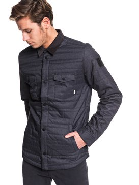 Broken Nose - Padded Overshirt Jacket  EQYJK03514