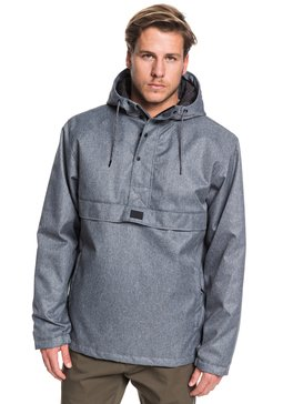Tazawa 5K - Hooded Water-Resistant Anorak  EQYJK03527