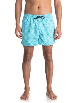"Static Island 15"" - Swim Shorts for Men  EQYJV03314"
