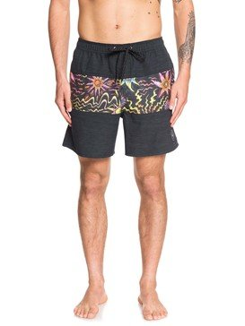 "Voodoo Block 17"" - Swim Shorts  EQYJV03498"