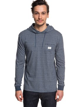 Zermet - Long Sleeve Hooded T-Shirt for Men  EQYKT03781