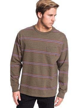 Barrel Way - Long Sleeve Pocket T-Shirt  EQYKT03908