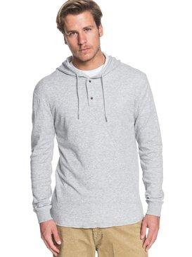 Hakone - Hooded Long Sleeve Top  EQYKT03924