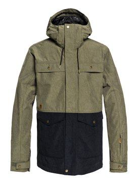 Horizon - Military Snow Jacket for Men  EQYTJ03177