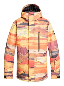 Mission - Snow Jacket  EQYTJ03230