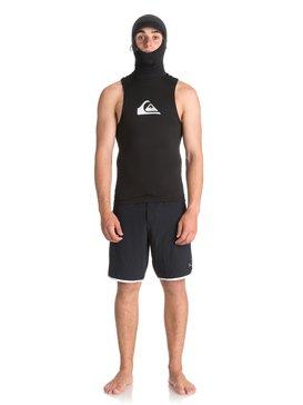 2mm Syncro Plus - Hooded Sleeveless Rash Vest for Men  EQYW003000