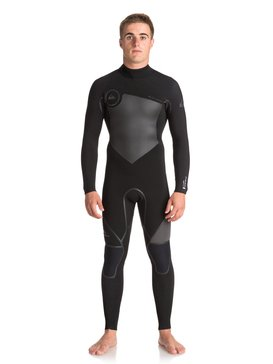 4/3mm Syncro Plus - Back Zip Wetsuit for Men  EQYW103043