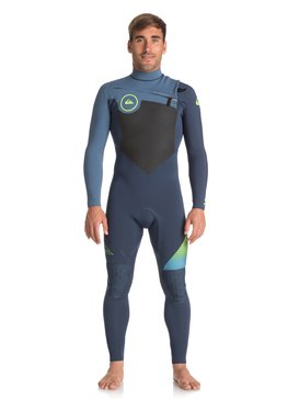 3/2mm Highline Plus - Chest Zip Wetsuit for Men  EQYW103049
