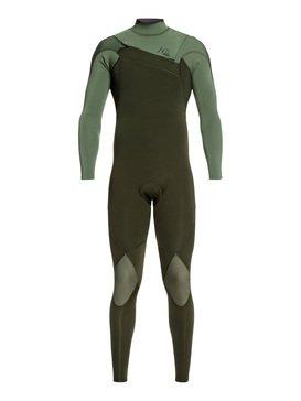 4/3mm Highline Ltd Monochrome - Chest Zip Wetsuit for Men  EQYW103074