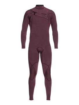 3/2mm Highline Ltd Monochrome - Chest Zip Wetsuit  EQYW103075