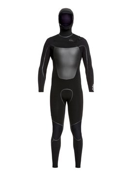 4/3mm Syncro Plus - Hooded Chest Zip Wetsuit  EQYW203012