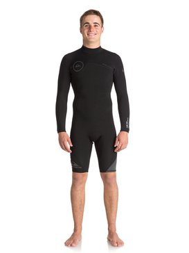 2/2mm Syncro Series - Long Sleeve Back Zip Springsuit for Men  EQYW403005