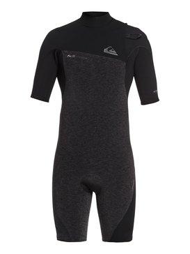 2/2mm Highline Series - Short Sleeve Zipperless Springsuit for Men  EQYW503009