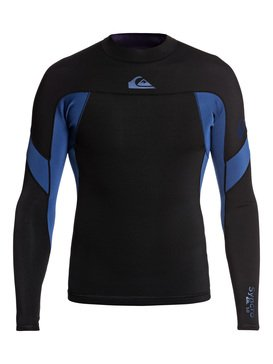1mm Syncro - Long Sleeve Neoprene Surf Top  EQYW803025