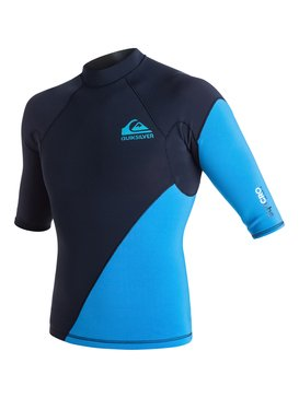 1mm Syncro New Wave - Short Sleeve Neoprene Top for Men  EQYW903001