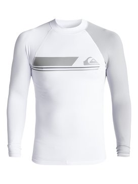Active - Long Sleeve UPF 50 Rash Vest for Men  EQYWR03072