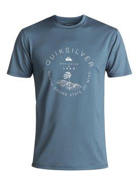 Radical Surf - Amphibian UPF 50 Surf T-Shirt for Men  EQYWR03085