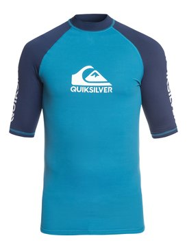 On Tour - Short Sleeve UPF 50 Rash Vest for Men  EQYWR03139