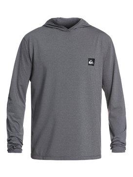 Salty Dog - Long Sleeve UPF 50 Surf T-Shirt for Men  EQYWR03147